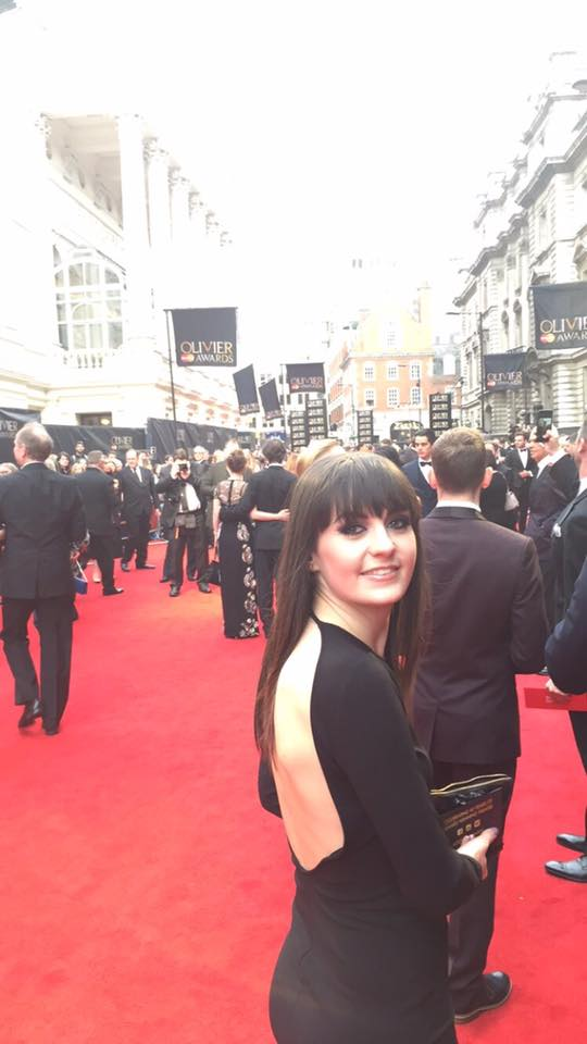 A night at The OlivierAwards