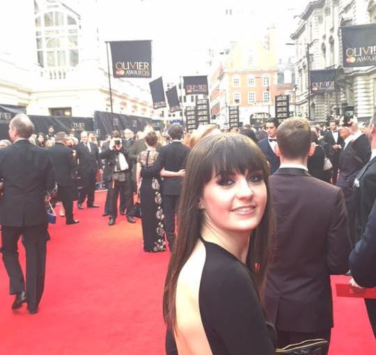 A night at The Olivier Awards