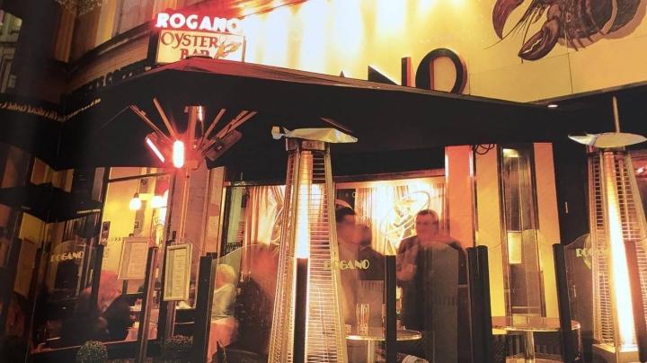Rogano. Glasgow's FavouriteRestaurant