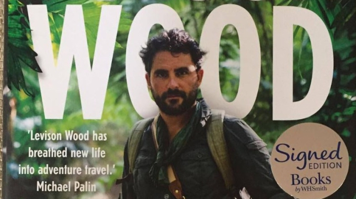 Levison Wood, my new favourite explorer