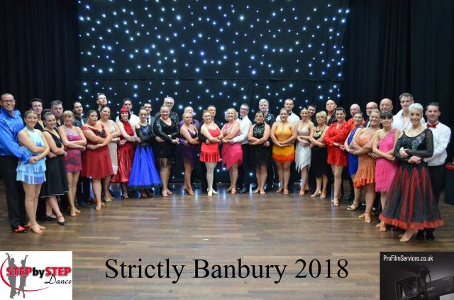 Strictly Group Shot