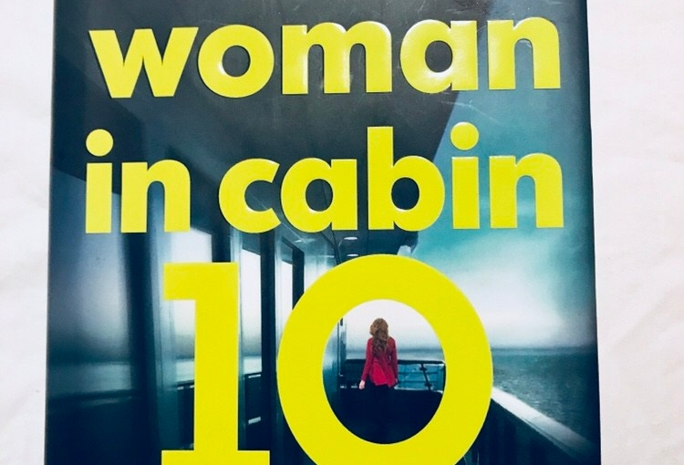 The Woman in Cabin 10 – RuthWare