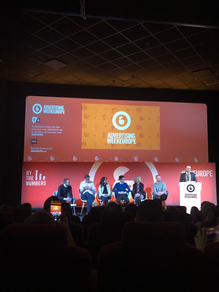 Advertising Week Europe: Lessons from Day3
