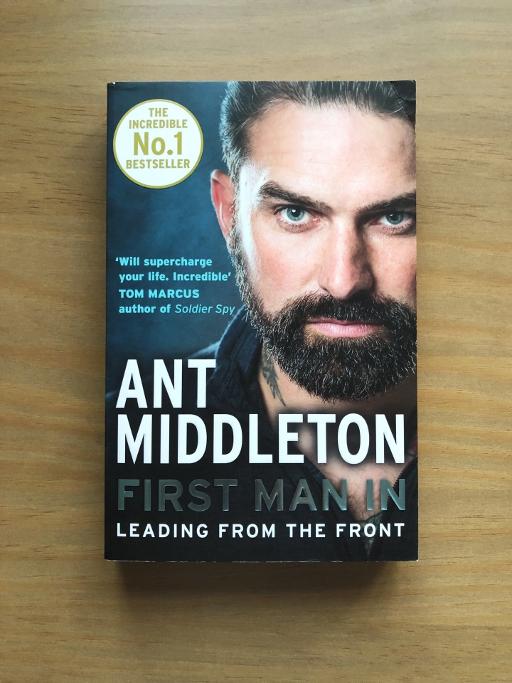 May Book Pick: First Man In by AntMiddleton