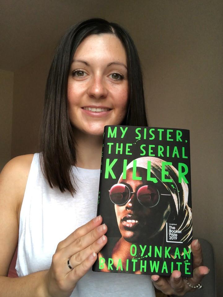 October Book Pick: My Sister, the Serial Killer by OyinkanBraithwaite