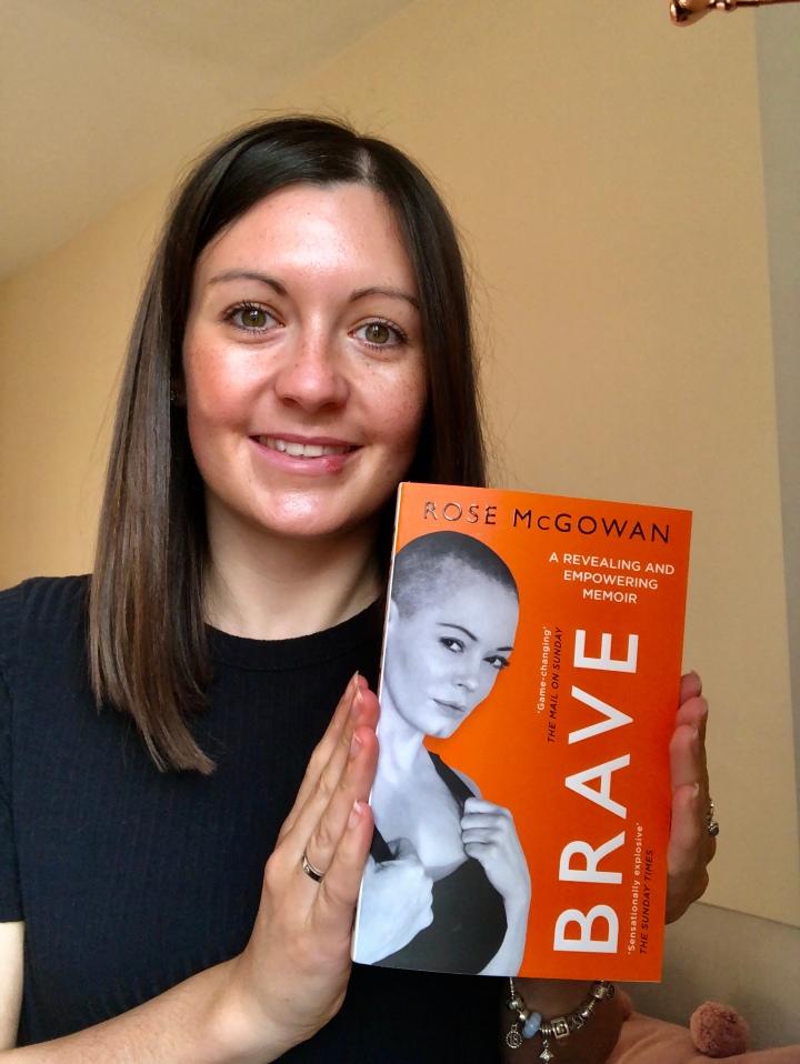 November Book Pick: Brave by RoseMcGowan
