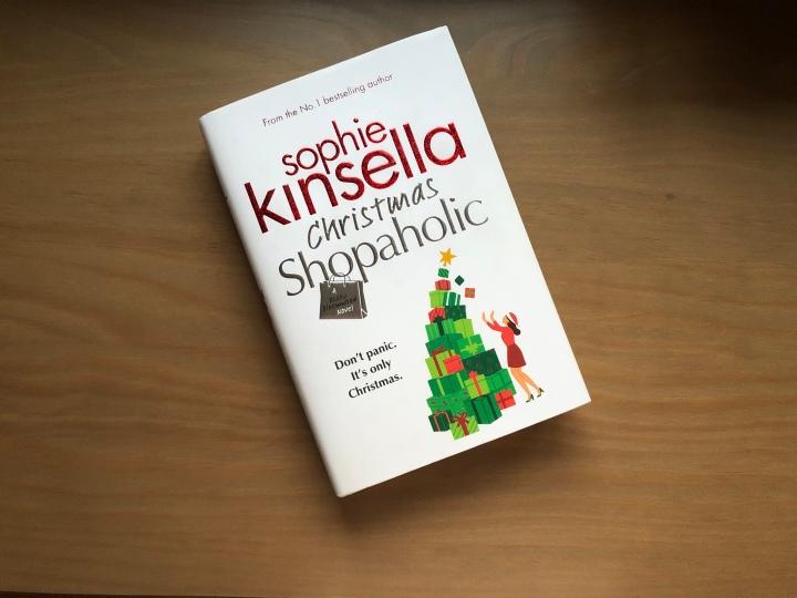 December Book Pick: Christmas Shopaholic by SophieKinsella