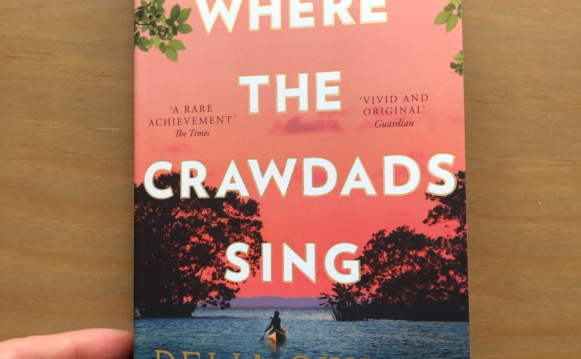January Book Pick: Where the Crawdads Sing by Delia Owens