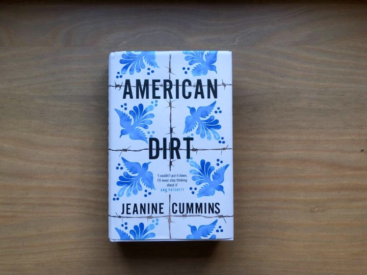 March Book Club Pick: American Dirt by JeanineCummins