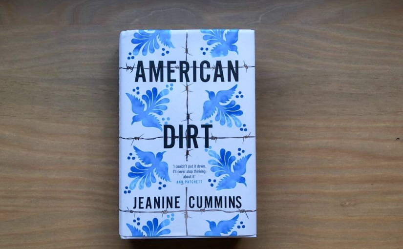 March Book Club Pick: American Dirt by Jeanine Cummins