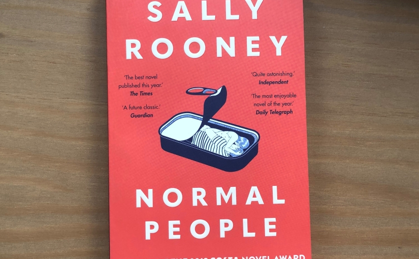 April Book Club Pick: Normal People by Sally Rooney
