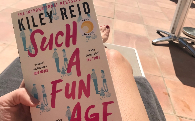 May Book Club Pick: Such a Fun Age by Kiley Reid